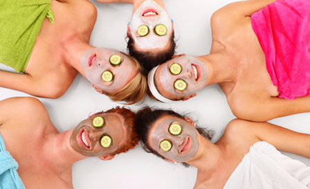 Pamper party at home or office! Massages or facials for 4 or 6 from R399 with Yoli's Wellness on Wheels (save up to 62%)
